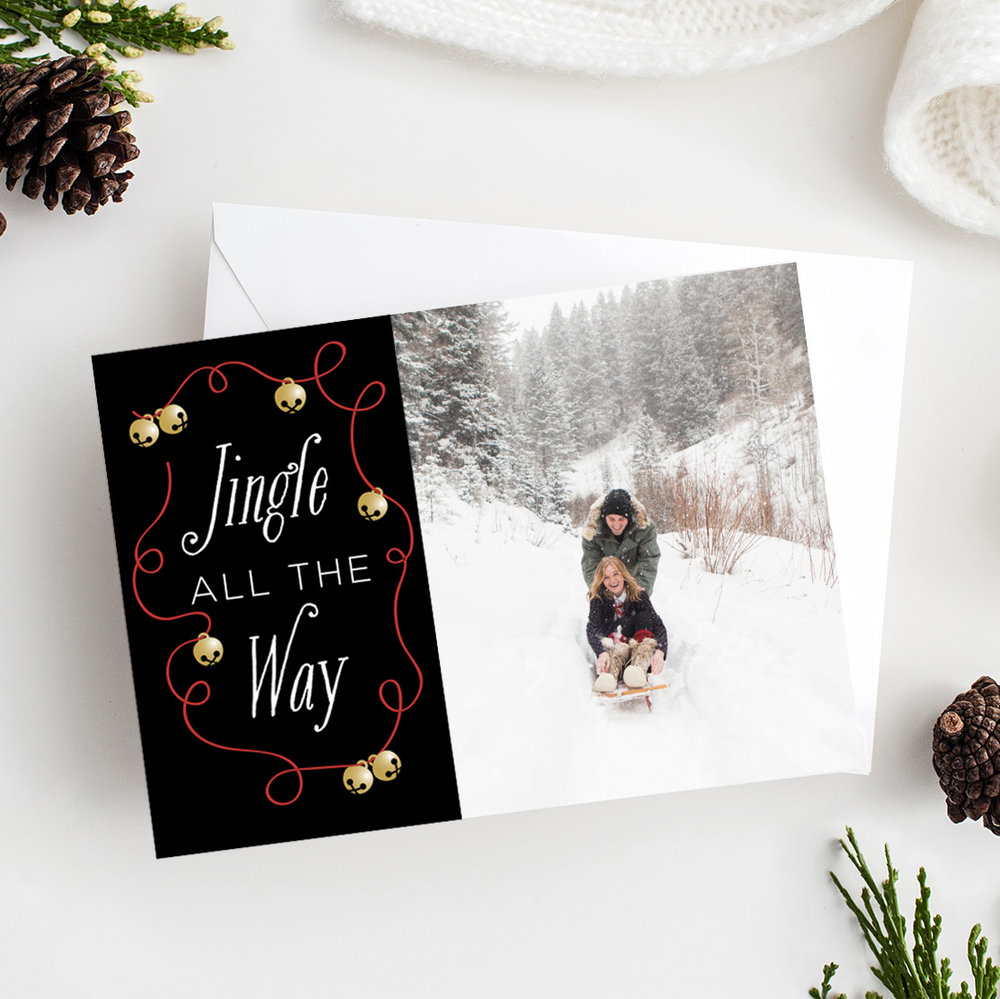 4 Free Holiday Photo Card Templates Julie Comstock