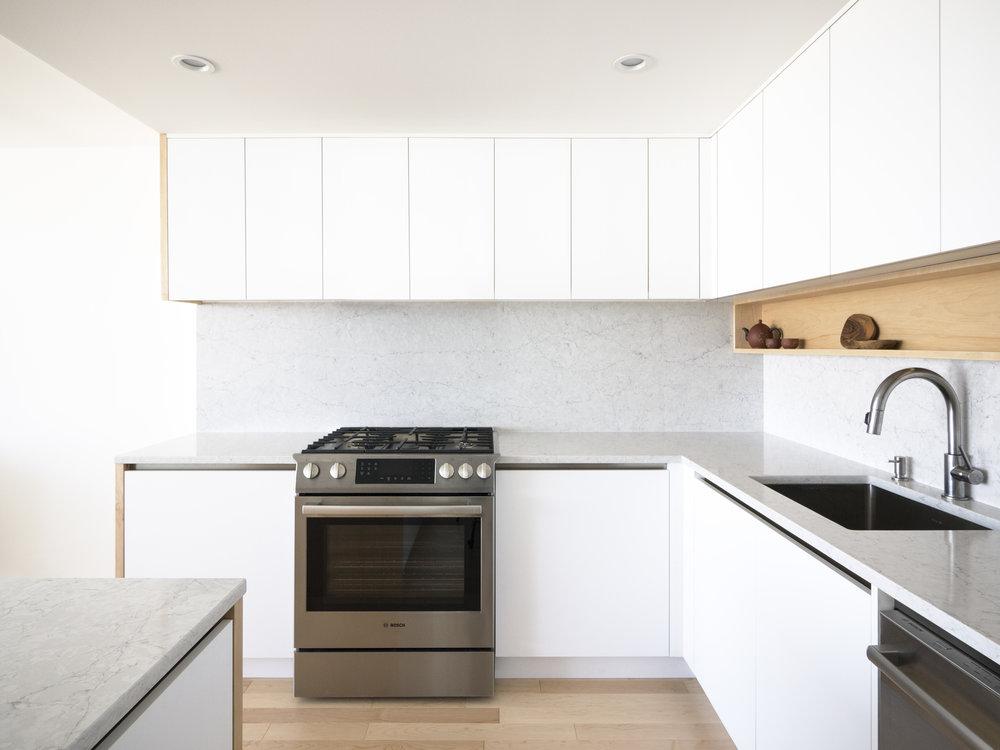 2800 Lake Shore Drive - Kitchen