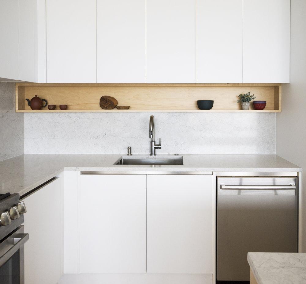 2800 Lake Shore Drive - Kitchen Detail