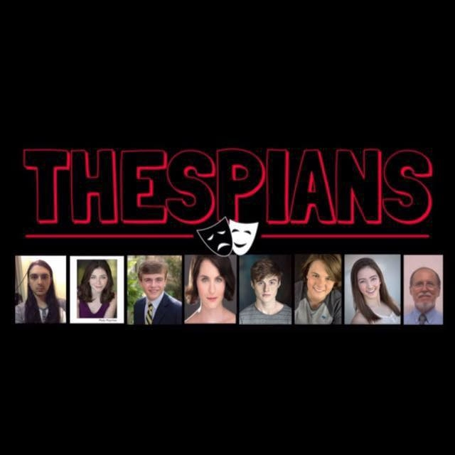 "cast of upcoming series, ""Thespians"""