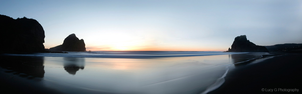 'Piha Sunset'