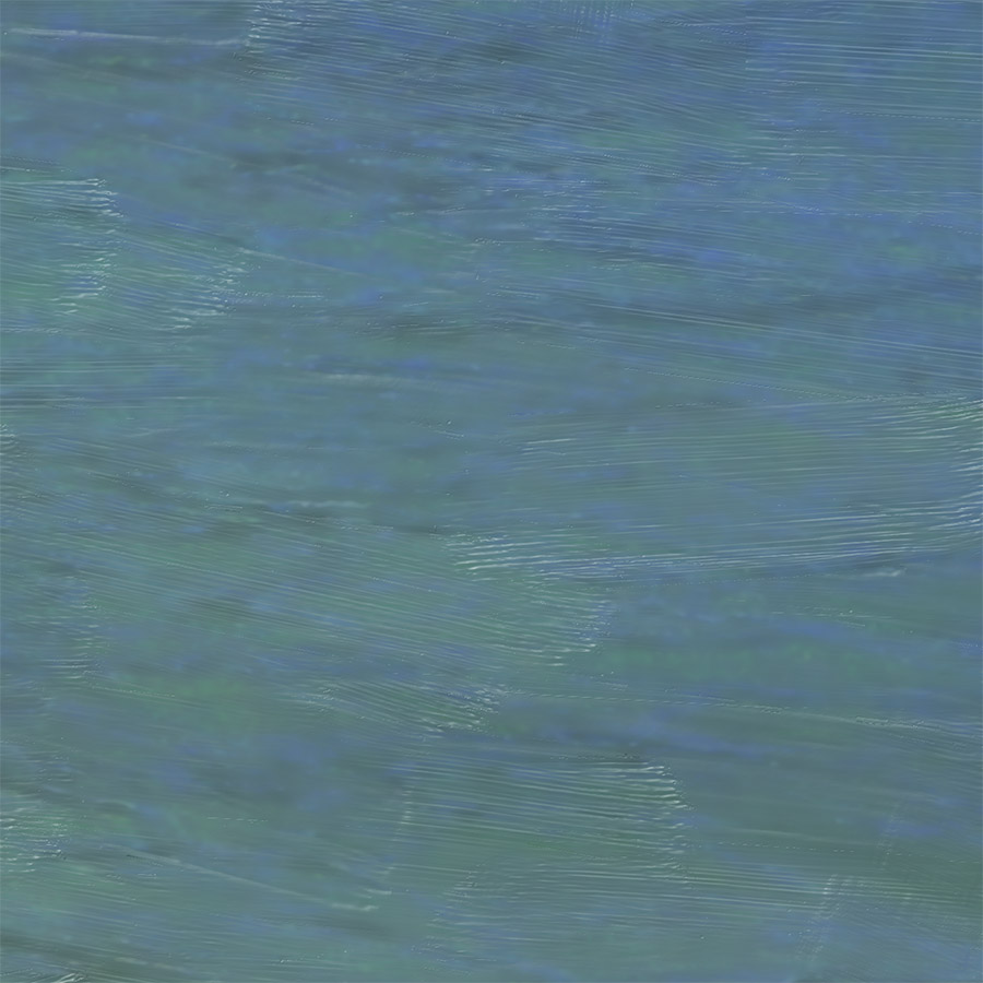 NAT 2016-19 Abel Tasman Water (digital painting) - detail