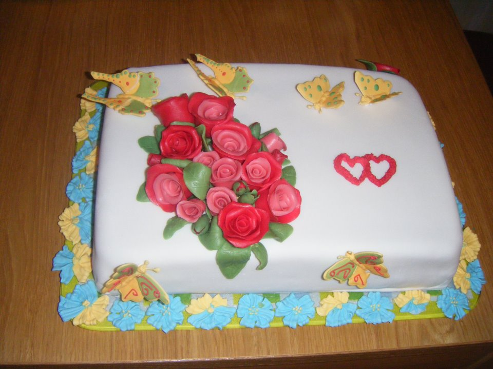 Celebration cakes hand made to order - any design