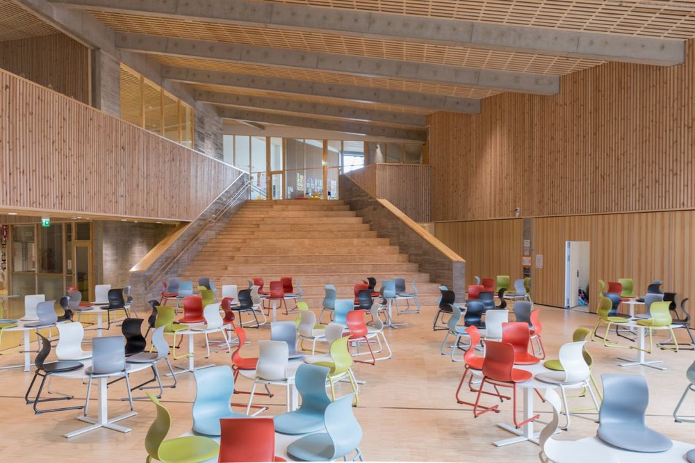 Auroran School, Helsinki