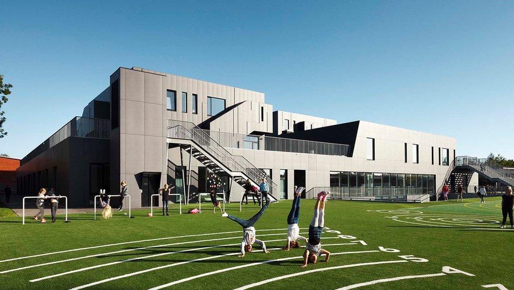 Kirkebjerg skole, Vanløse