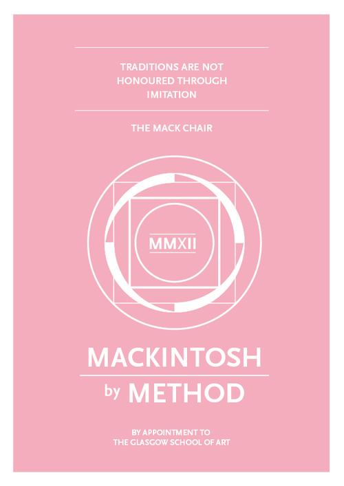 Glasgow school of art mack chairs method stopboris Image collections
