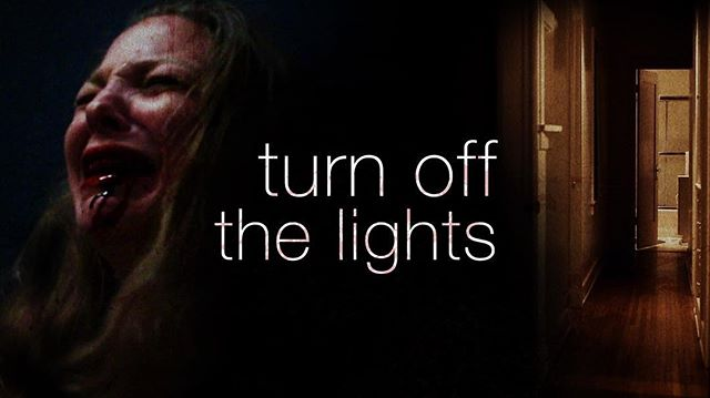 Check out my horror short film loosely inspired by Lights Out from @ponysmasher Link in my bio. #shortfilm #horror #scary #halloween #ghost #horrorfilm
