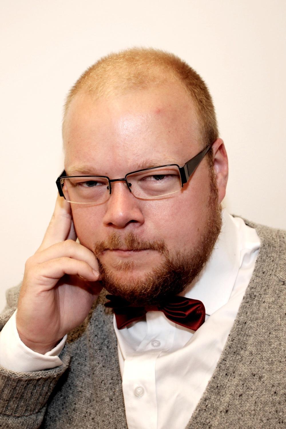 Pål B. Svenungsen. Historiker™