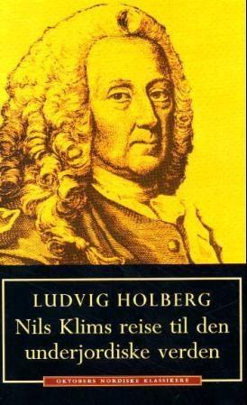 Nils Klims reise til den underjordiske verden (1741) avLudvig Holberg @ BIBSYS
