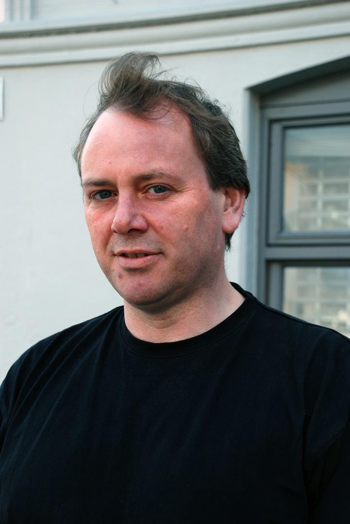 Lars Nyre. Foto: Karoline Vårdal