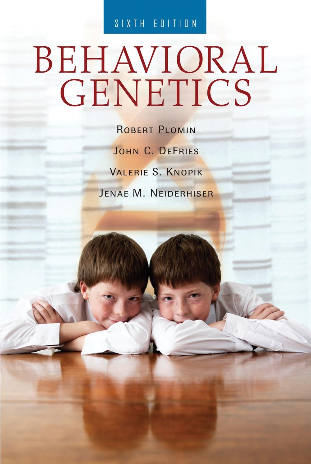 Kjøp  Behavioural Genetics  (2013) hos Studia .