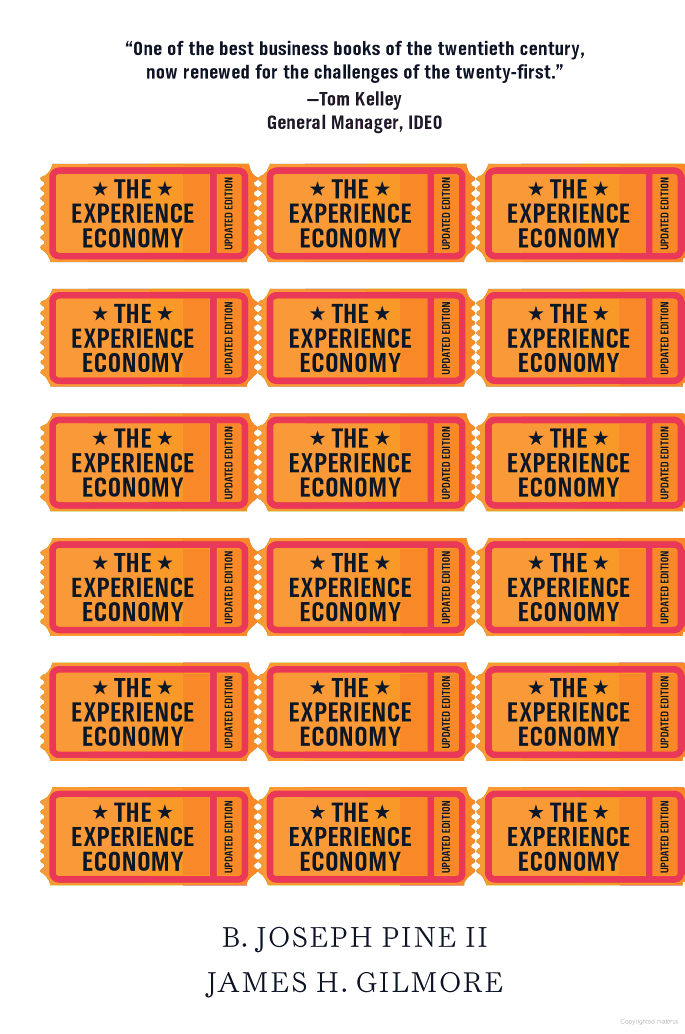 The Experience Economy @ Bibsys