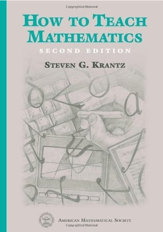 How to Teach Mathematics @ Akademika