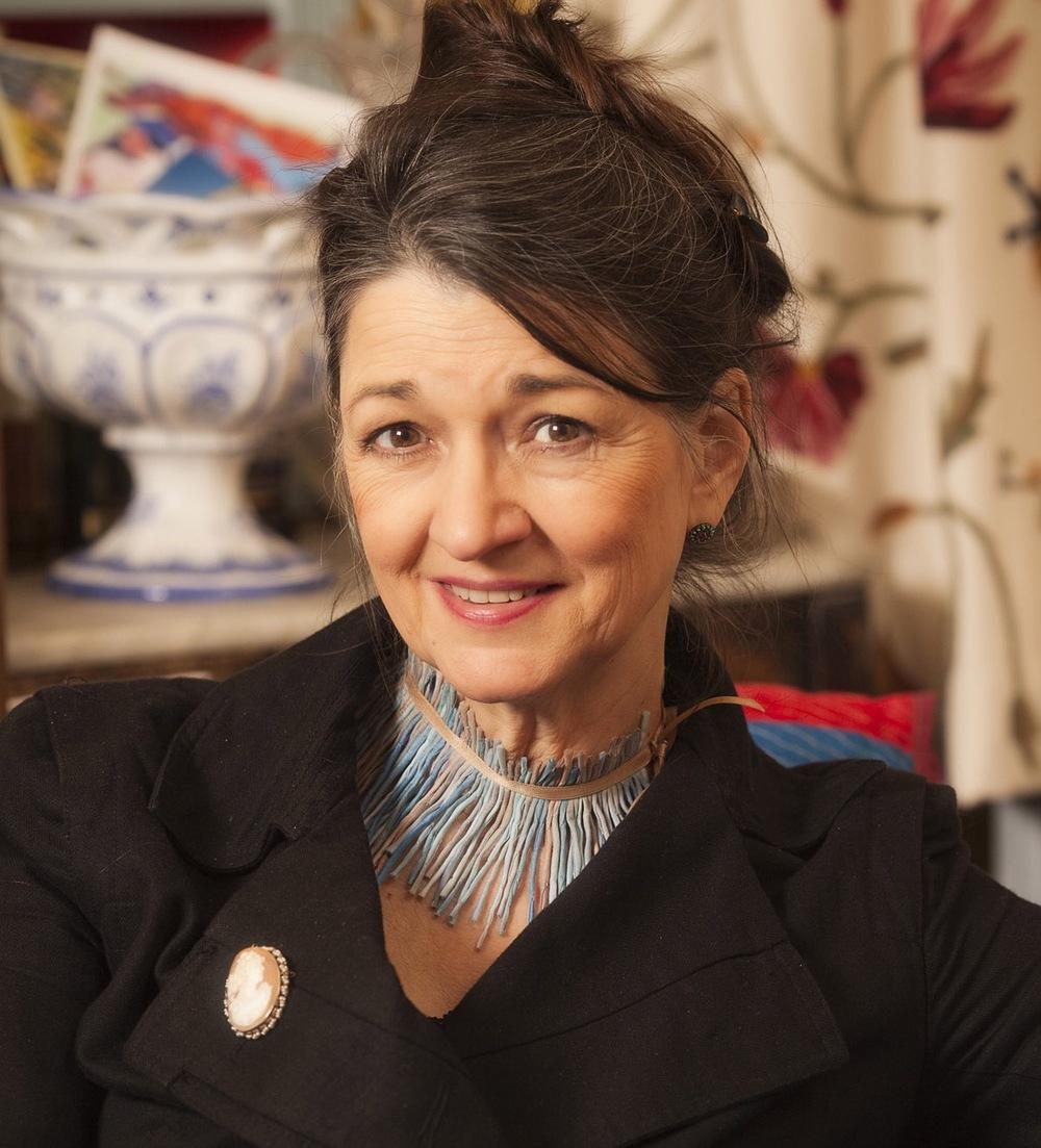 The Holberg Prize 2015 Laureate, Professor Dame Marina Warner. Photo:Dan Welldon