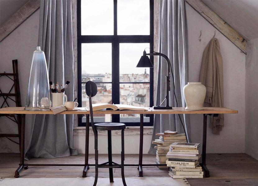 ASHCROFT TABLE LAMP