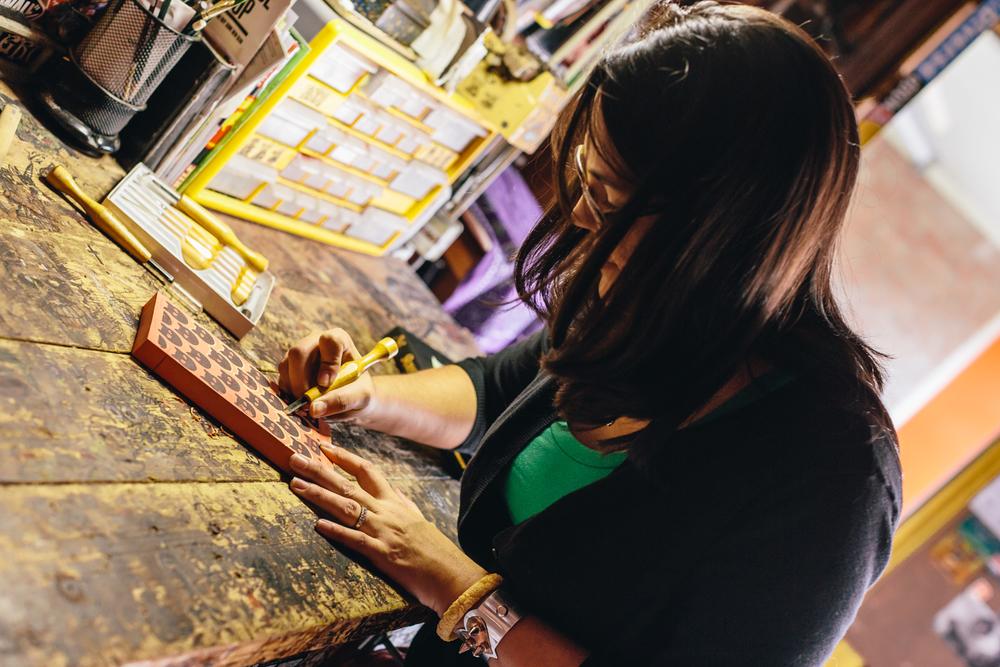 Maker-Guerra-Girl-Carving.jpg