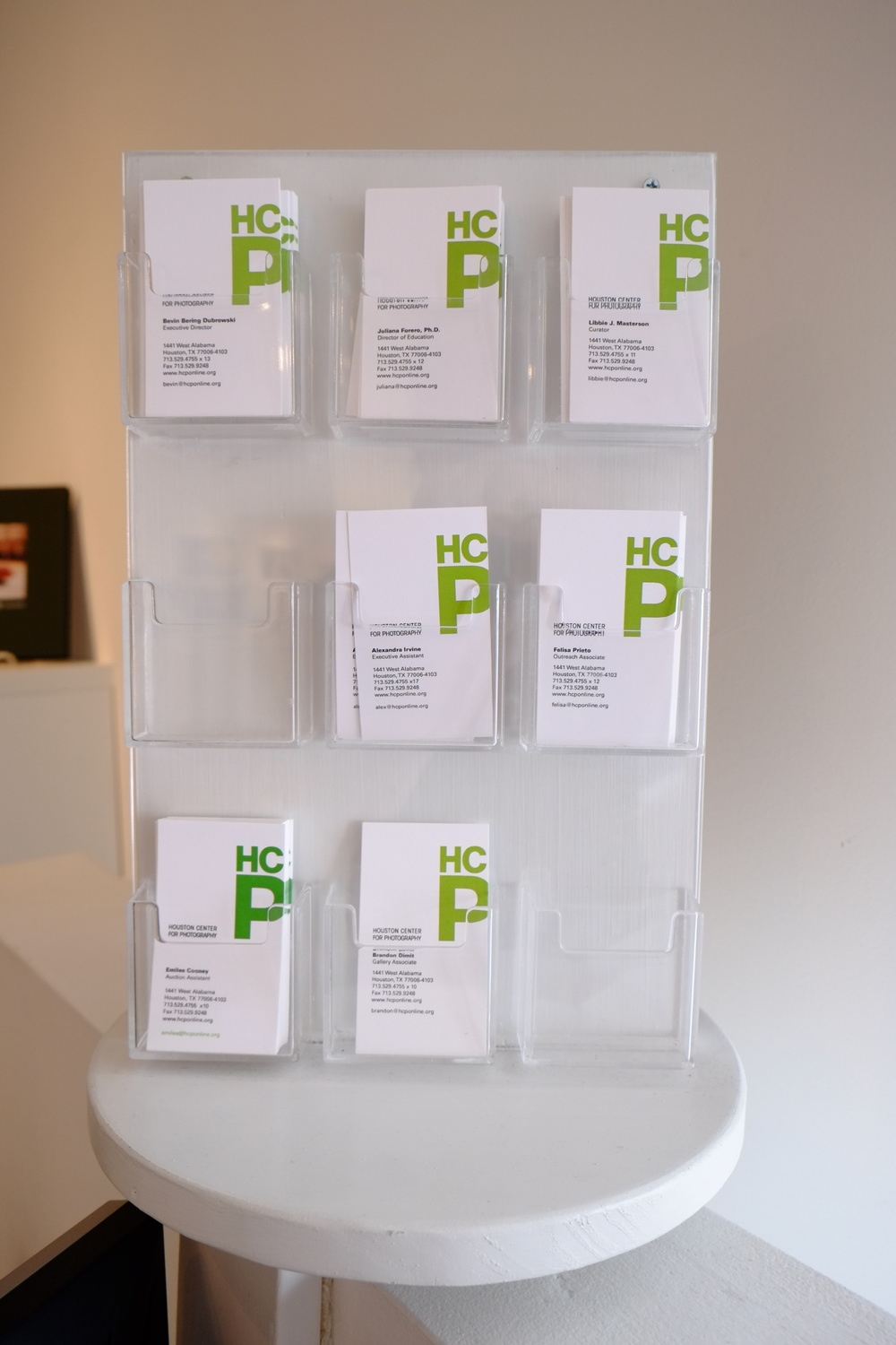 HCP Cards
