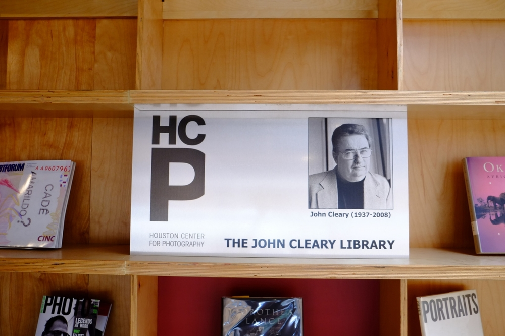The John Cleary Library