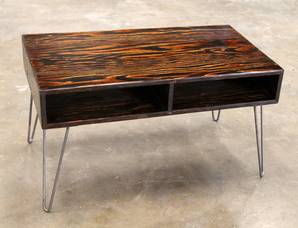 Workshop Wednesday: Make Your Own Coffee Table