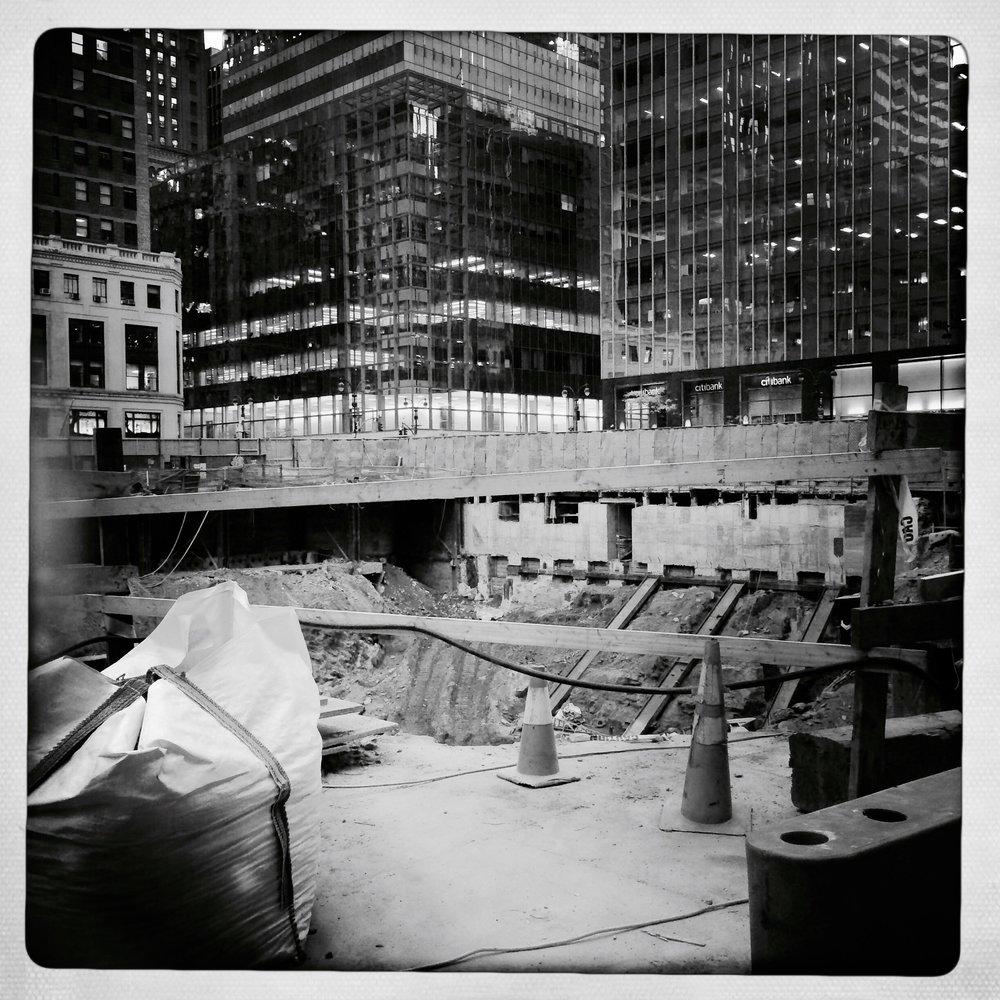 Foundation, Midtown Manhattan.
