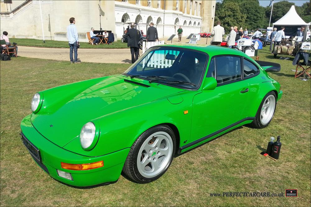 RUF Porsche 911 CTR