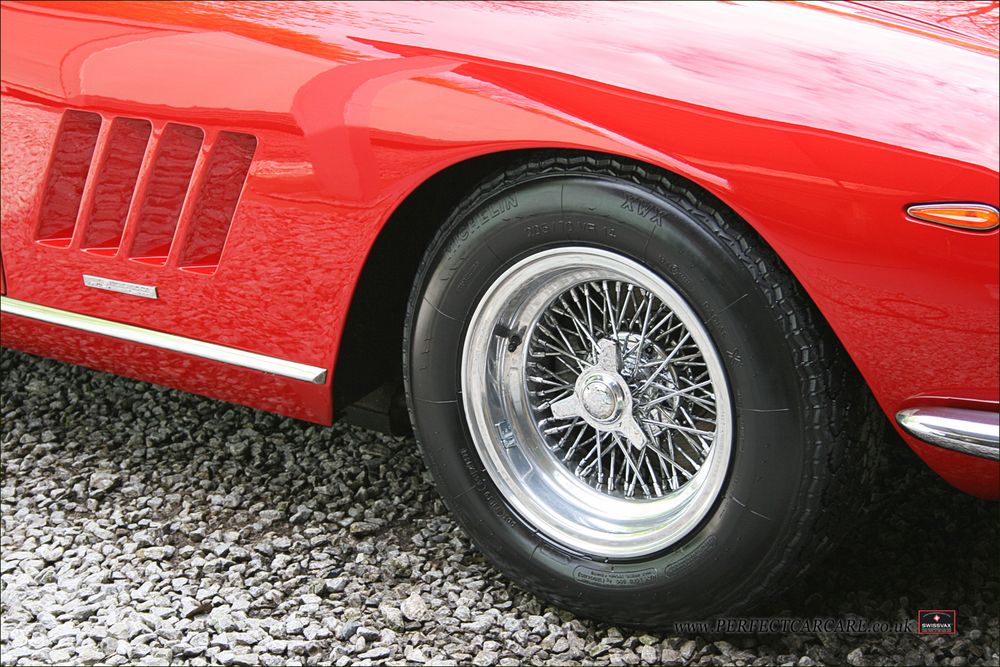 Perfect Car Care - Concours Detailing for Derbyshire
