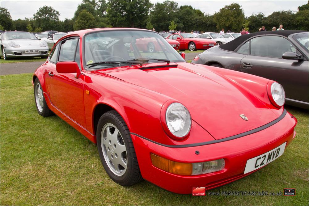 Perfect Car Car Porsche 964