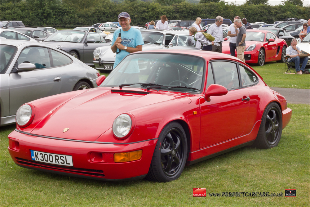 Perfect Car Care Porsche 964