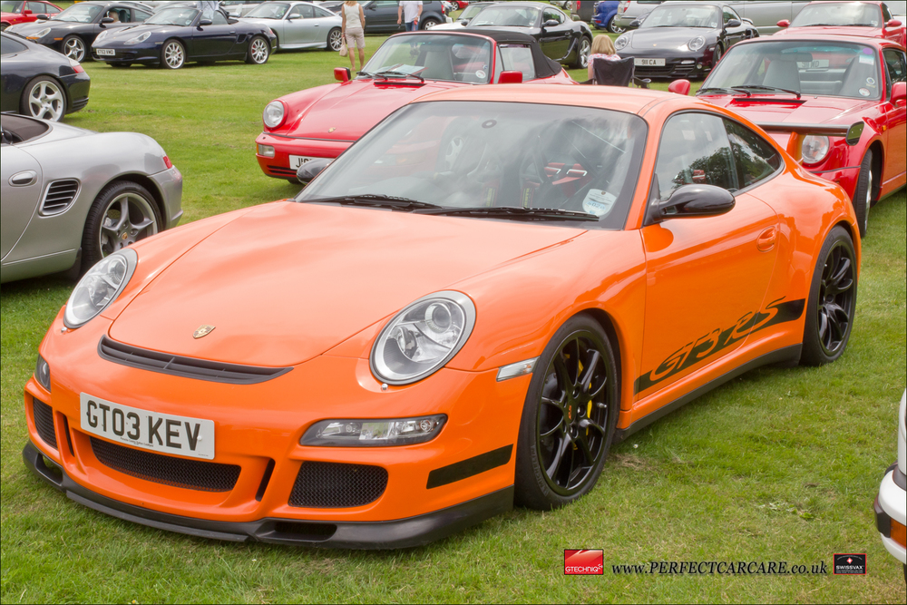 Perfect Car Car Porsche 997 GT3 RS