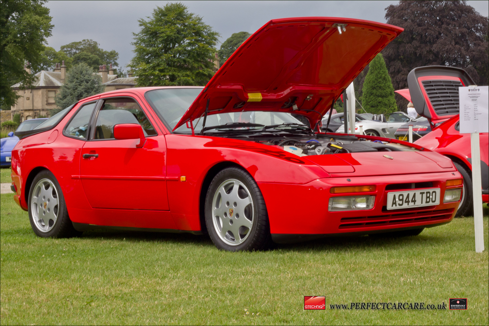 Perfect Car Car Porsche 944