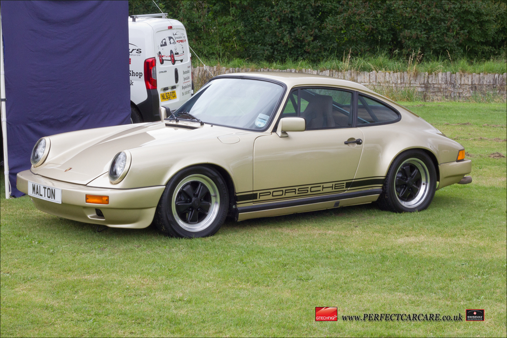 Perfect Car Care Porsche 911 sc
