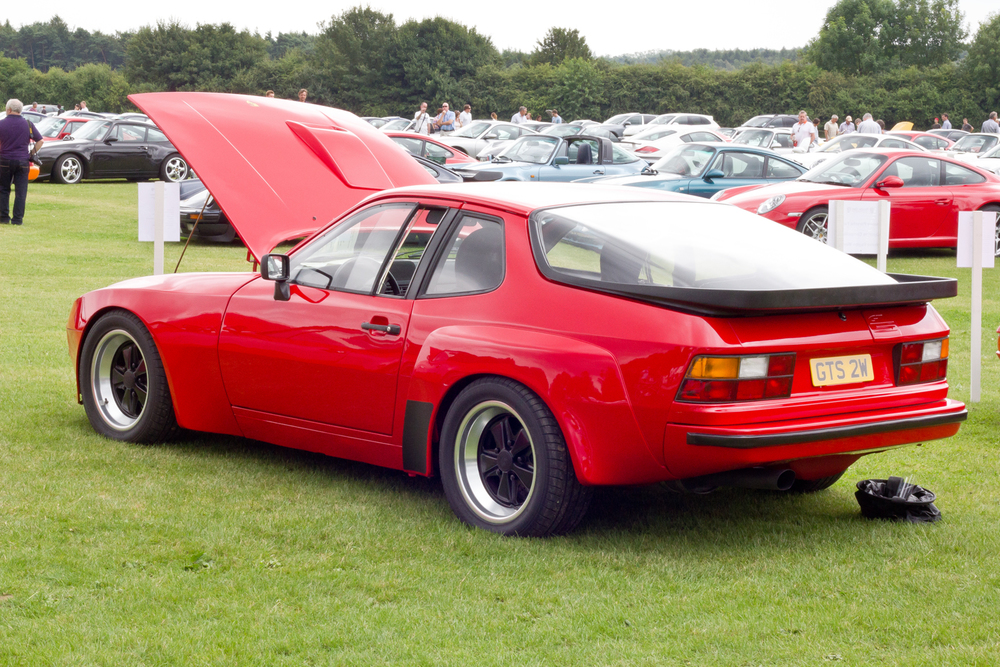 Perfect Car Care Porsche 944 GTS
