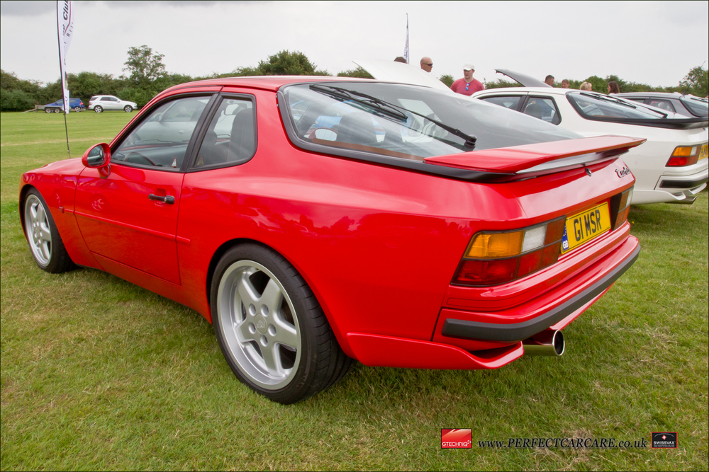 Perfect Car Care Porsche 944T