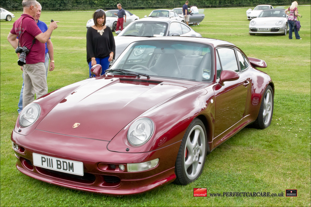 Perfect Car Care Porsche 993