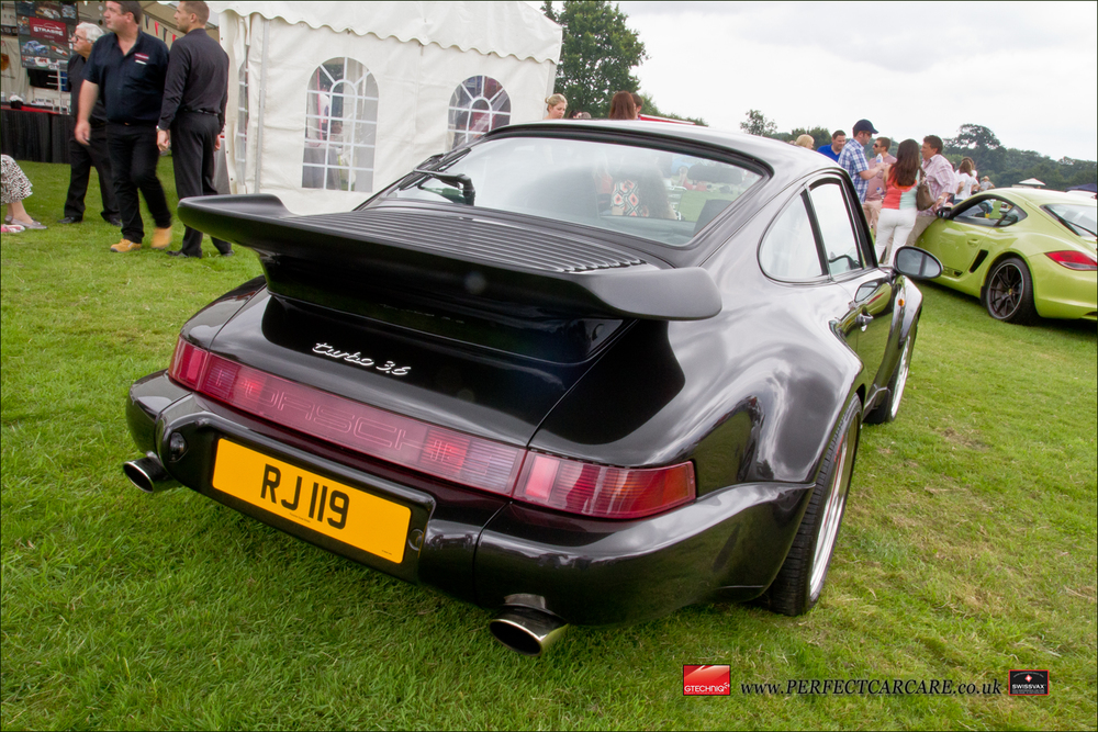 Perfect Car Care Porsche 964 Turbo