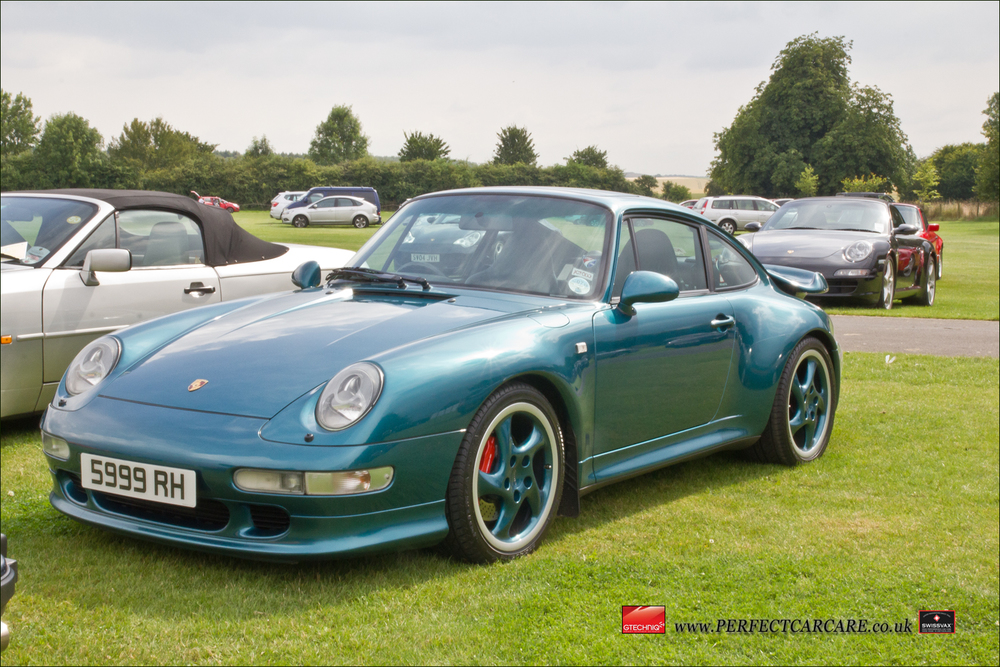 Perfect Car Care Porsche 993 Turbo