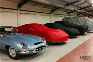 Premium, indoor, high quality car storage is available from our premises based in Derbyshire. Fully secure, cctv police monitored, insured and completely temperature controlled our facilities can provide the very best storage options for your cherished vehicles.