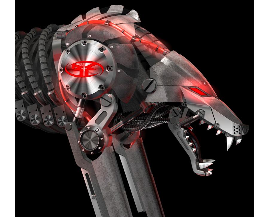 Rockford Fosgate : Wolf