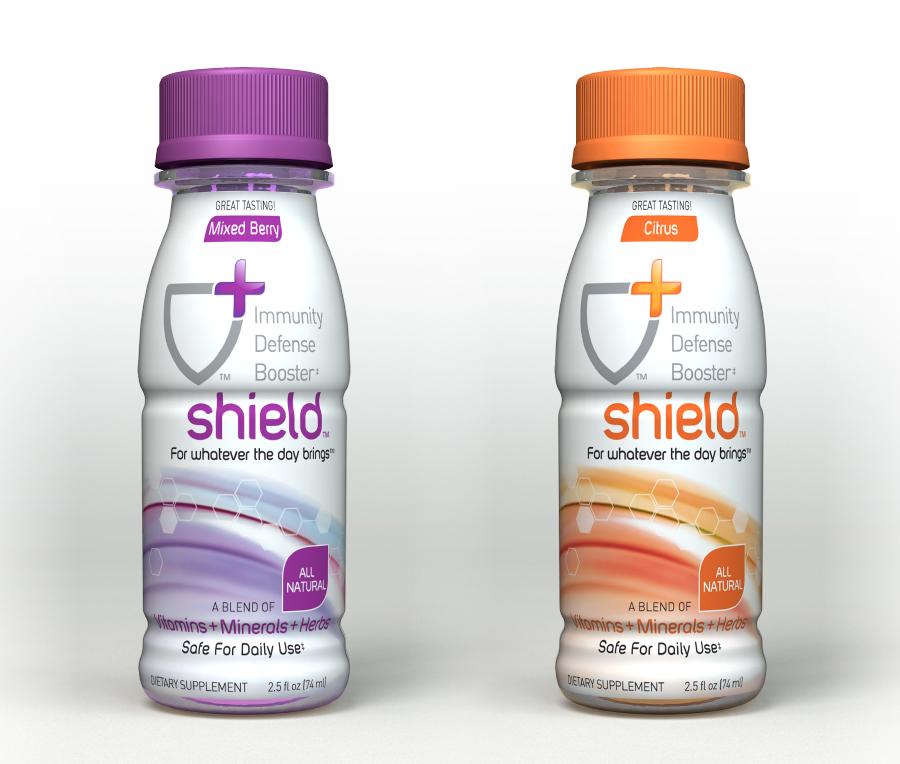 21st Century Brands : Shield