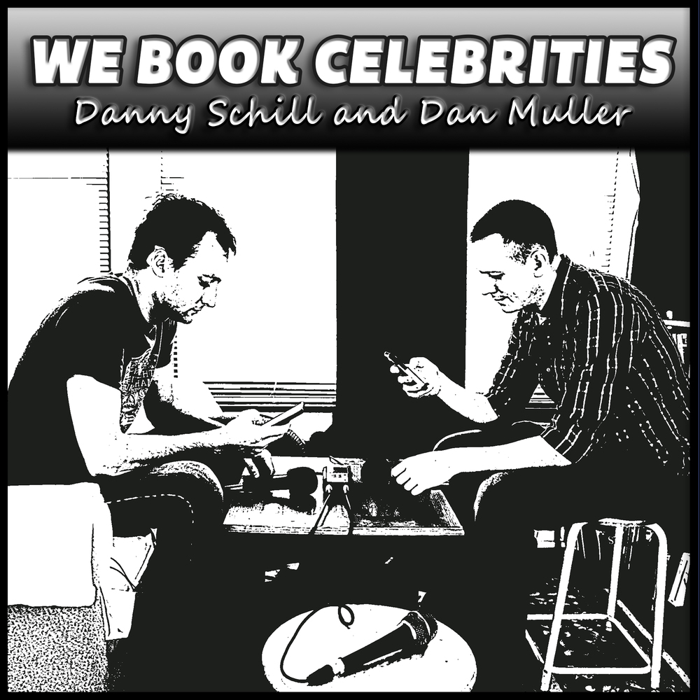 Subscribe to We Book Celebrities on iTunes for more celebrity fun and discussions!