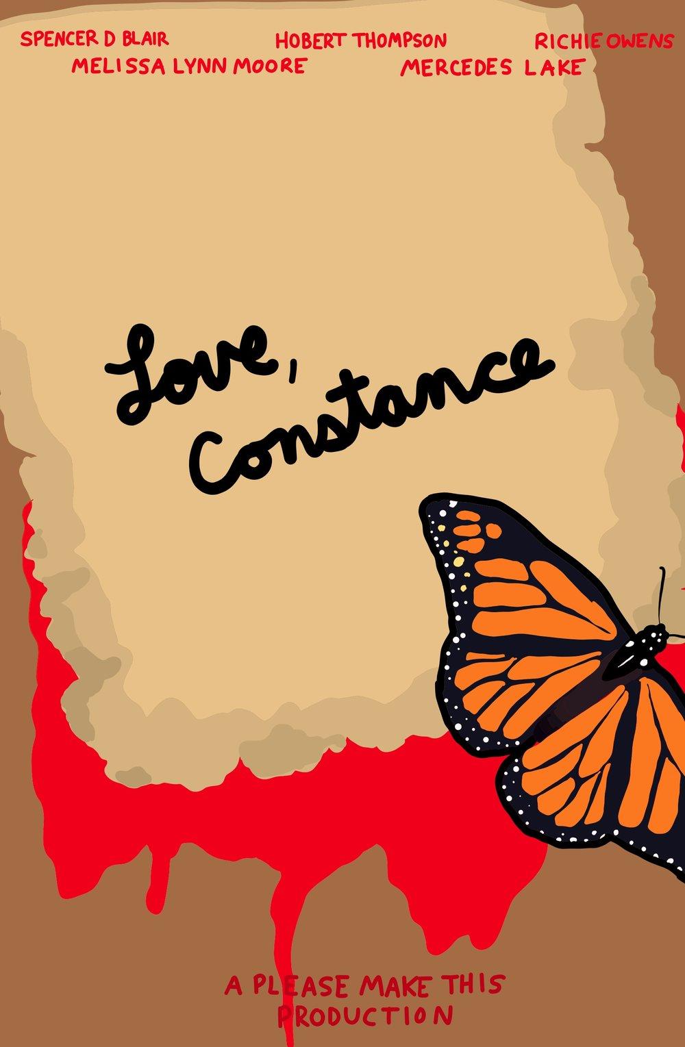 Love , Constance -