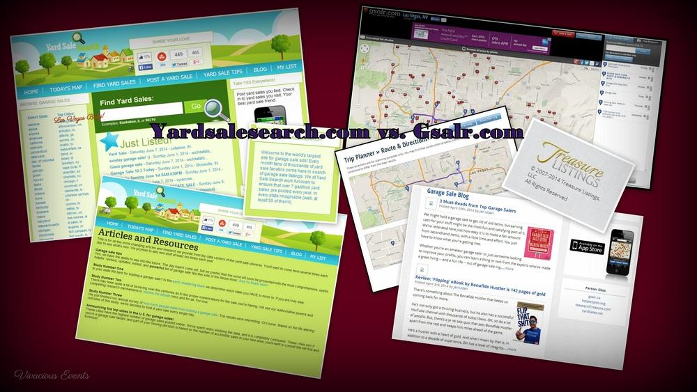 Yardsalesearch.com vs. Gsalr.com