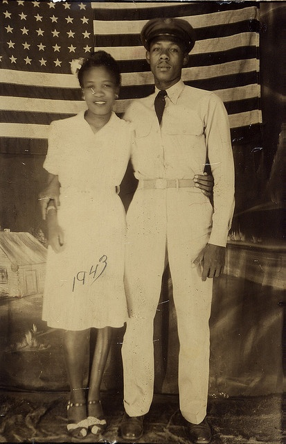 Couple from 1943