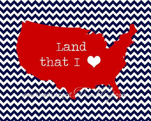 LandThatILovePrintable