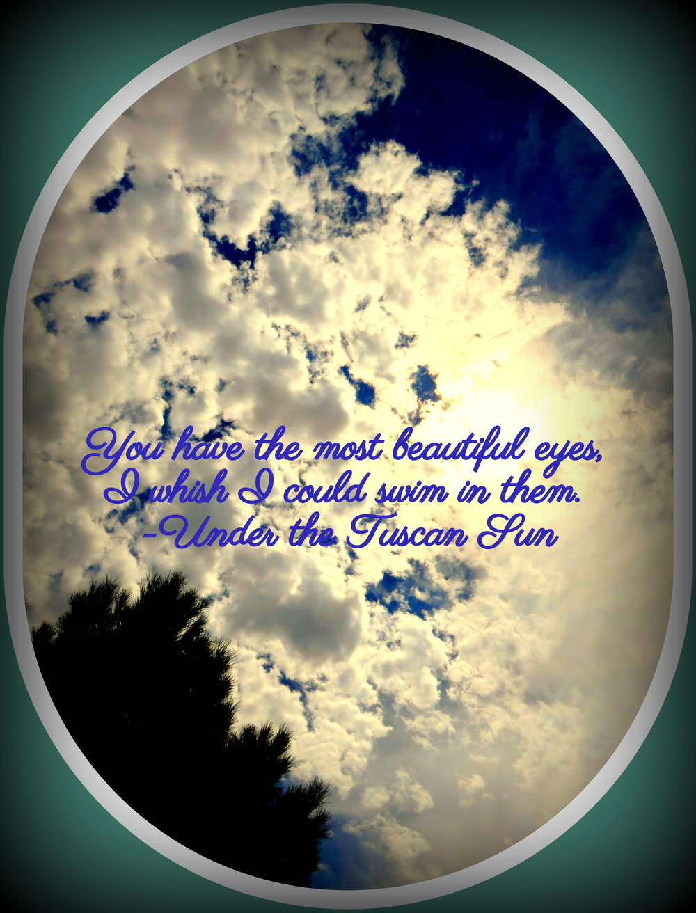 Quote from Under the Tuscan Sun