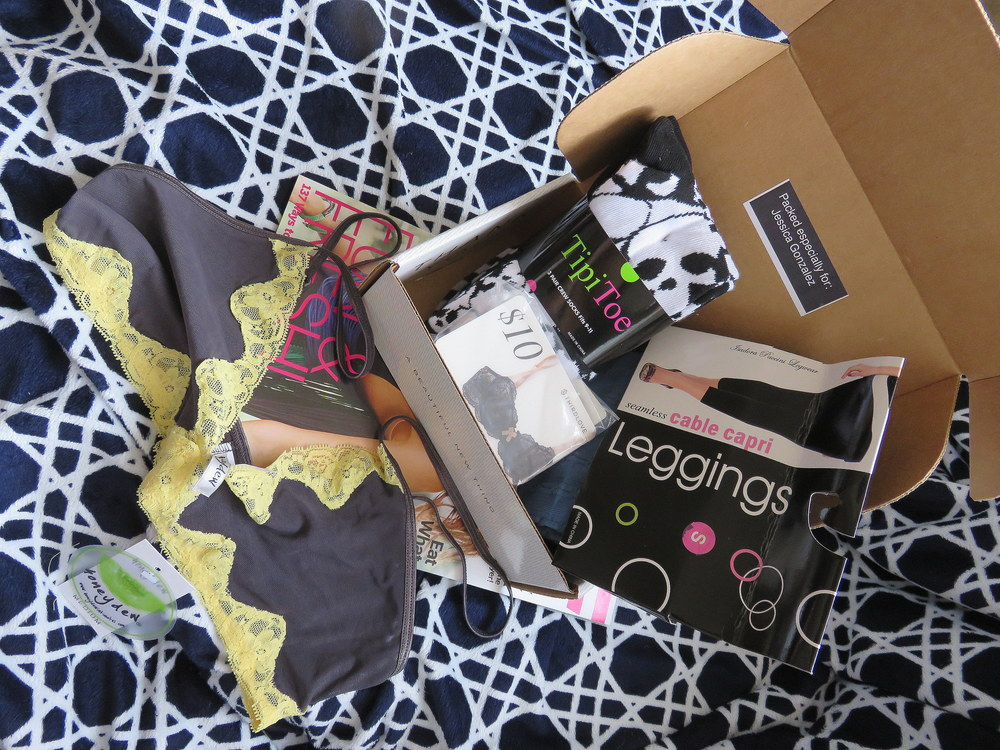 Wantable Intimates In Box