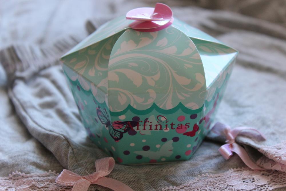 Affinitas Cupcake