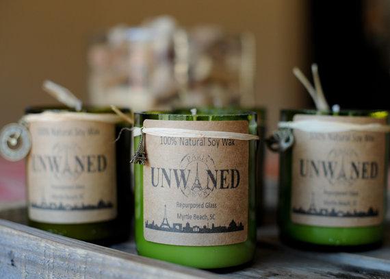 Unwinedmyrtlebeach Unwanted Candles