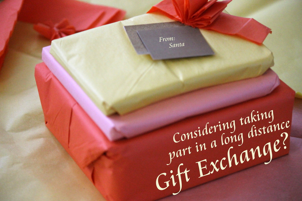 4 Items to Consider Before Taking Part In A Gift Exchange