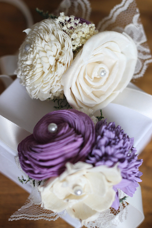 Carolina Rosa Forever Floral Corsages